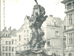 Amvers Fontaine de Brabo