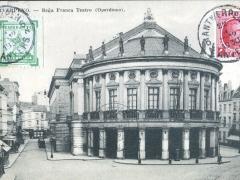 Antverpeno Rega Frana Teatro Operdomo