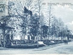 Antwerpen 1930 Kolonienlaan