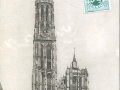 Antwerpen de Hoofdkerk