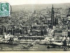 Antwerpen de Reede Luchtopname