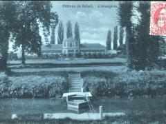 Beloeil Chateau L'orangerie