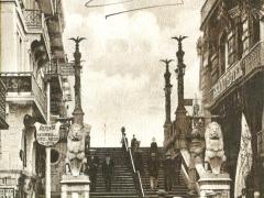Blankenberghe Escalier de la rue de l'eglise