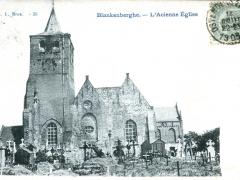 Blankenberghe L'Acienne Eglise