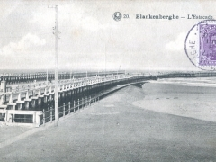 Blankenberghe L'Estacade