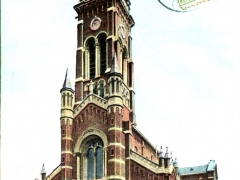 Blankenberghe La Nouvelle Eglise
