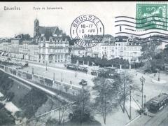 Bruxelles Porte de Schaerbeek