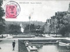 Bruxelles Square Ambiorix