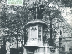 Bruxelles Statue des Comtes d'Egmont et de Hornes