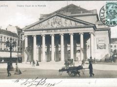 Bruxelles Theatre Royal de la Monnaie
