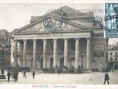 Bruxelles Theatre de la Monnaie
