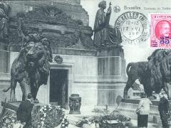 Bruxelles Tombeau du Soldat Inconnu
