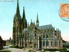 Köln a Rh Dom Süd