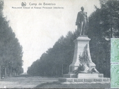 Camp de Beverloo Monument chazal et Avenue Princesse Stephanie