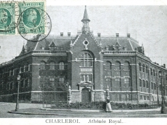 Charleroi Athenee Royal