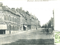 Charleroi Avenue des Viaducs