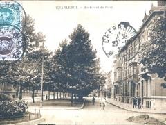 Charleroi Boulevard du Nord