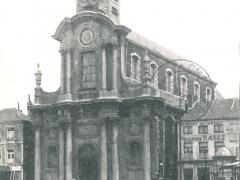 Charleroi Eglise Saint Christophe