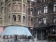 Charleroi Entree de la Bourse
