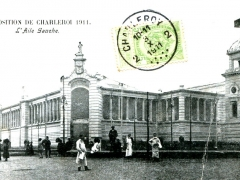 Charleroi Exposition 1911 L'Aile Gauche