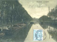 Charleroi Le Canal