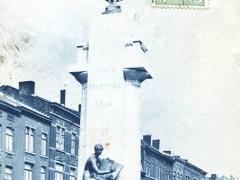 Charleroi Monument aux Heros de la grande guerre 1914 1918