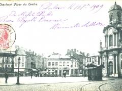 Charleroi Place du Centre