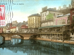 Charleroi Pont de Sambre