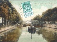 Charleroi Quai de Flandre
