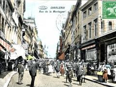 Charleroi Rue de la Montagne