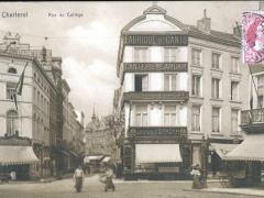 Charleroi Rue du College