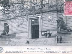 Charleroi Totor et Tutur