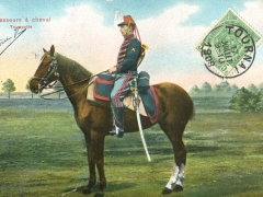 Chasseurs a cheval Trompette