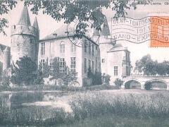 Chateau de Laarne Cote laterat