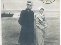 König Albert und Königin Elisabeth