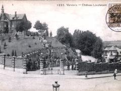 Verviers Chateau Lieutenat