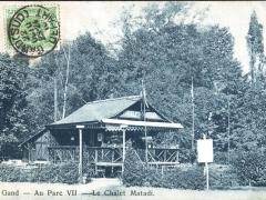 Gand Au Parc VII Le Chalet Matadi