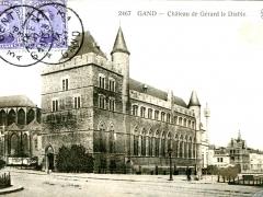Gand Chateau de Gerard le Diable