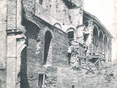 Gand Chateau des Comtes Donjon et annexe orientale