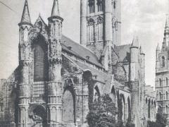 Gand Eglise Saint Nicolas