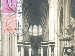 Gand Eglise de St Bavon Interieur