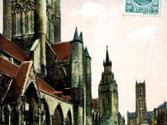 Gand L' Eglise St Nicolas