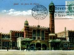 Gand La Gare St Pierre