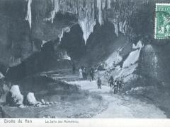 Grotte de Han La Salle des Mamelons