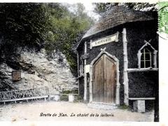 Grotte de Han Le chalet de la laiterie