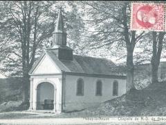 Habay la Neuve Chapelle de N D de Grace