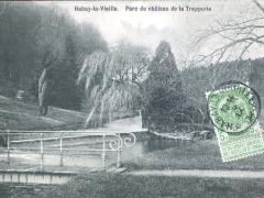 Habay la Vieille Parc du chateau de la Trapperie