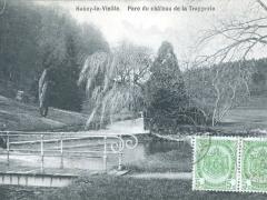 Habay la Vieille Pare du chateau de la Trapperie