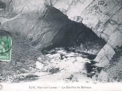 Han sur Lesse Le Gouffre de Belvaux