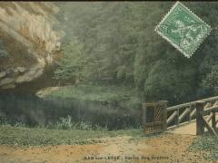 Han sur Lesse Sortie des Grottes